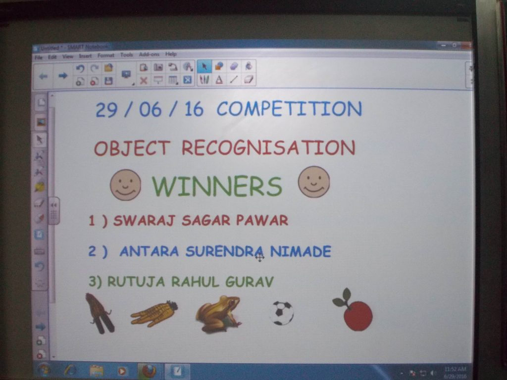 Object Recognition Competition